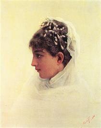 The bride - Jose Ferraz de Almeida Junior