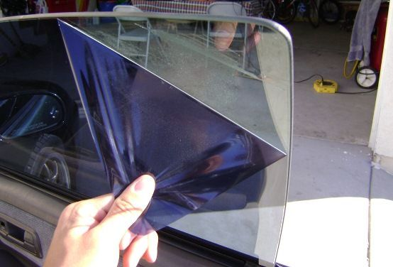 Window Tint Removal Tools