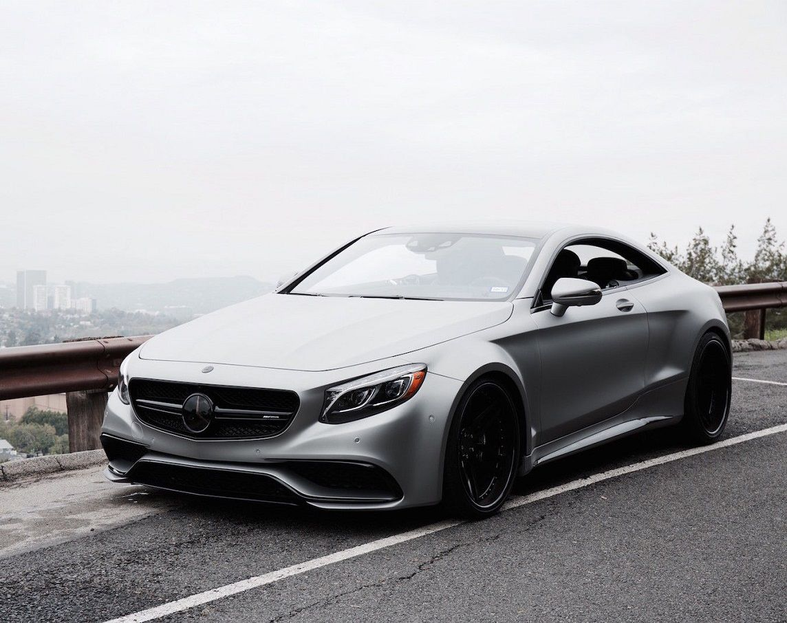 2015 Mercedes Benz S63 Amg Coupe Custom Wide Body With 22 Gfg