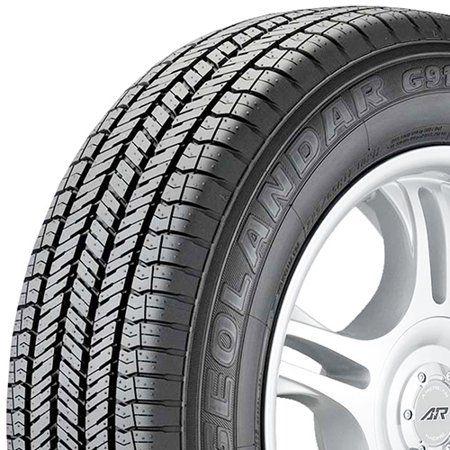Yokohama All Season Tires >> Yokohama Geolandar G91a P225 60r17 98h Bsw All Season Tire