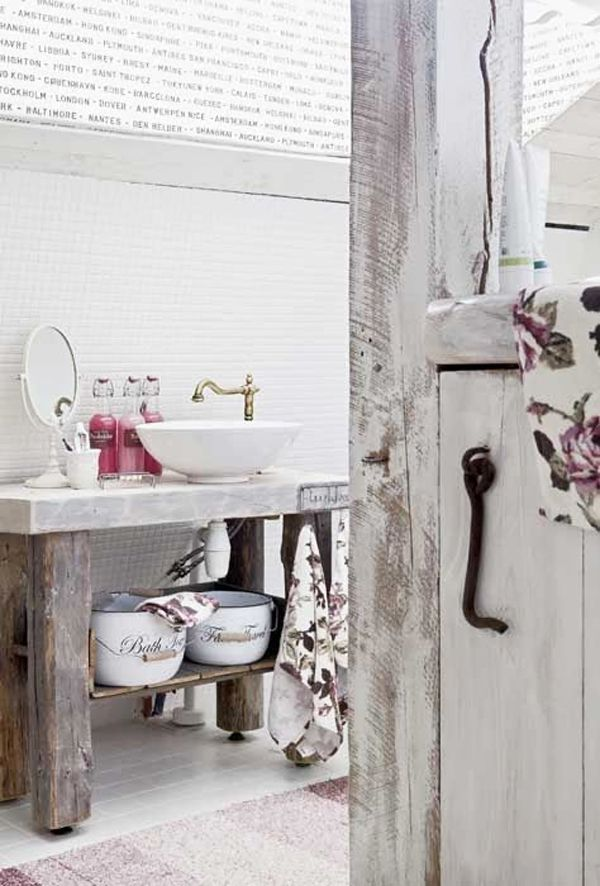 Bagni vintage: Una bellissima selezione stile vintage! | home and ...