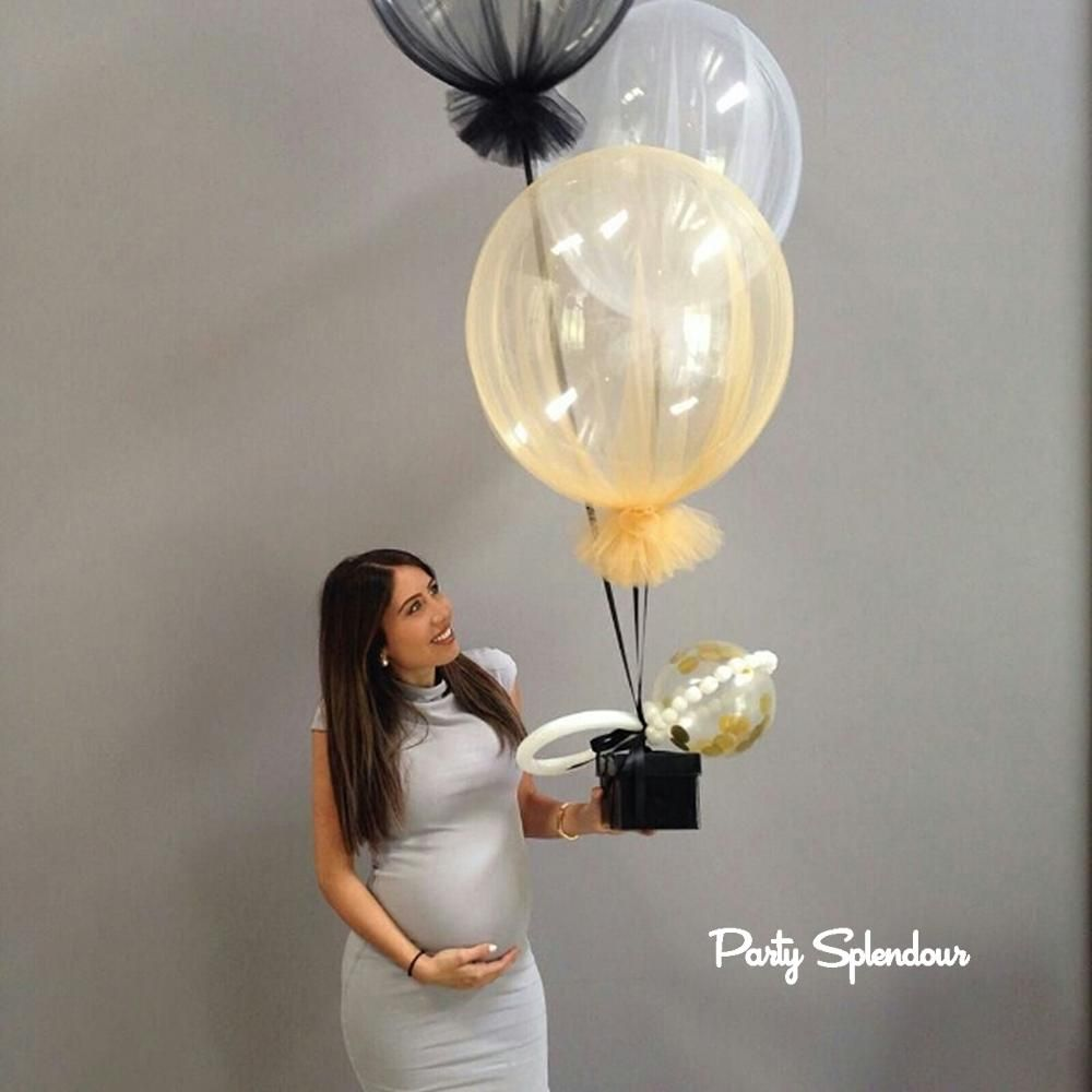 Tulle balloons sydney party splendour delivery