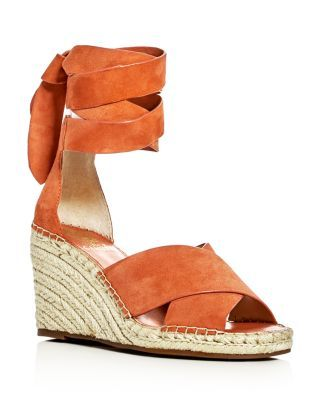 0aa514d6343 VINCE CAMUTO Leddy Ankle Wrap Espadrille Wedge Sandals ...
