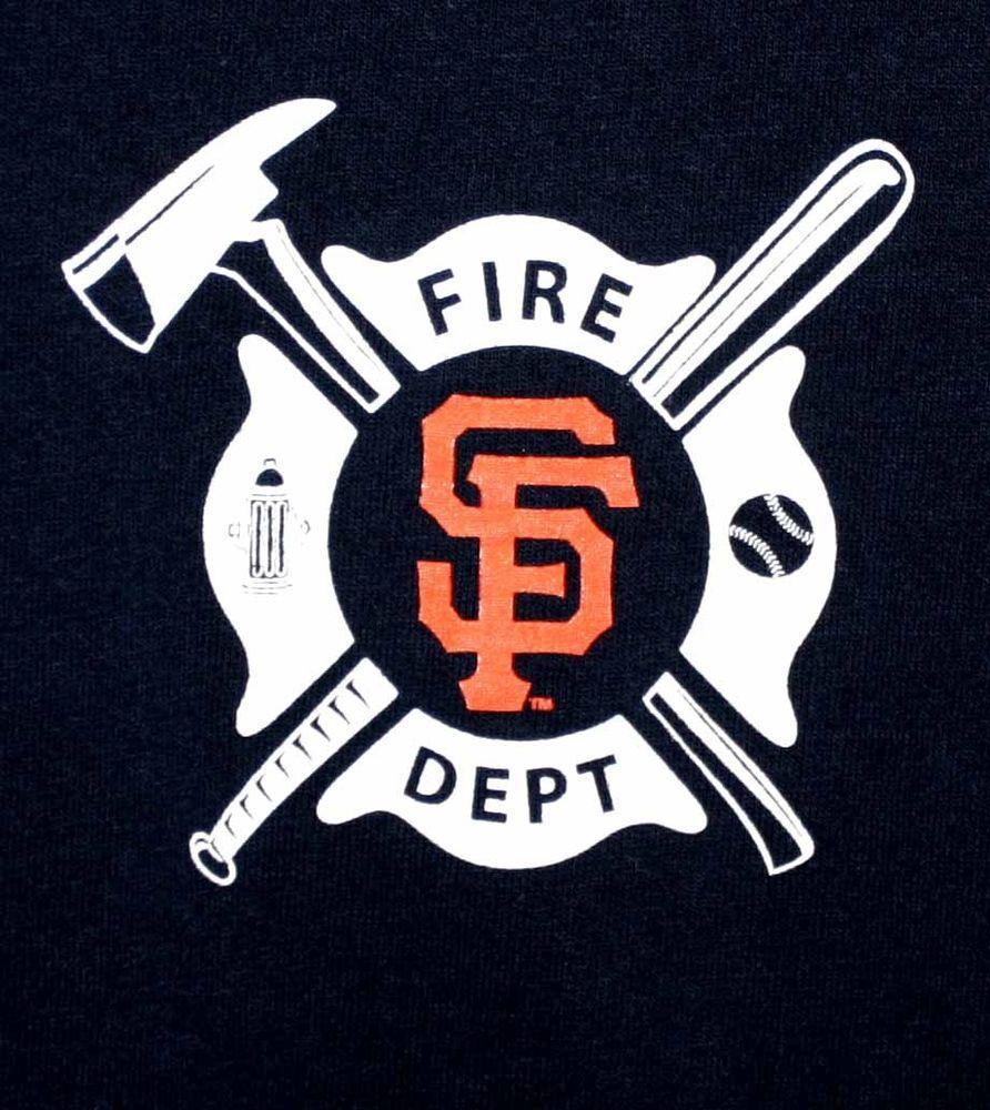 San Francisco Fire Department S F Giants At T Park Fire Dept T