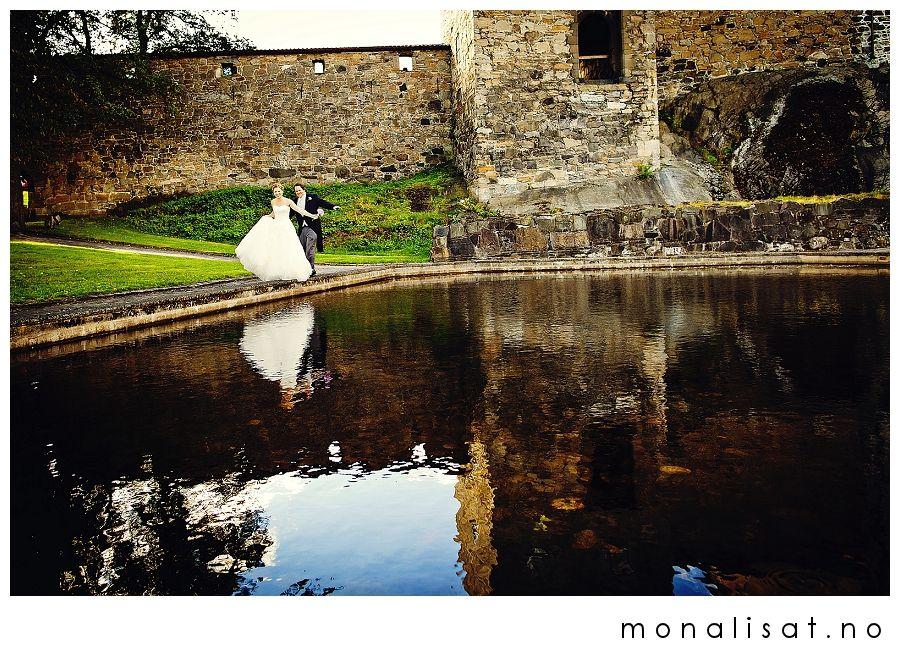 Bryllupsfotografering: Christine