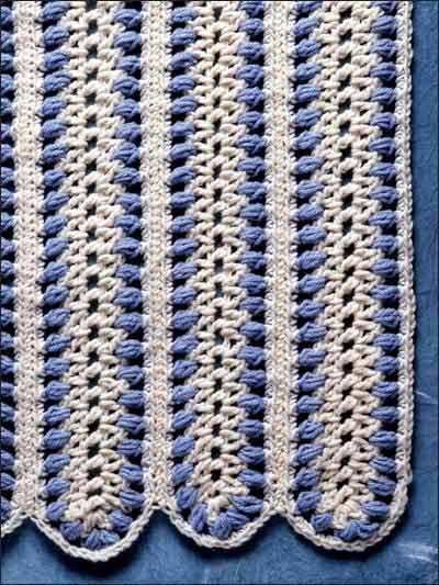 Free Blue Mile Afghan Crochet Pattern Download This Free Crochet