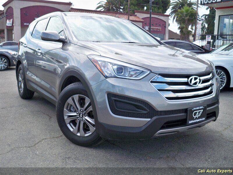 2016 Hyundai Santa Fe Sport 2.4L 1 choice so far