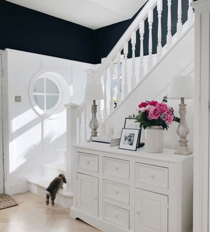 Staircase Ideas For Your Hallway That Will Really Make An: How To Make The Most Of Your Staircase