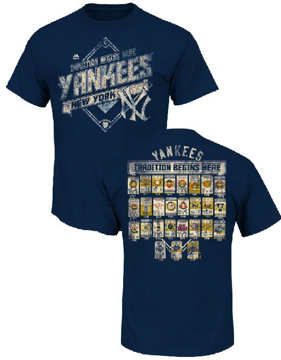 f4fe84d4273 New York Yankees Mens Game Obsessed Tee Shirt by Majestic  27.95 ...