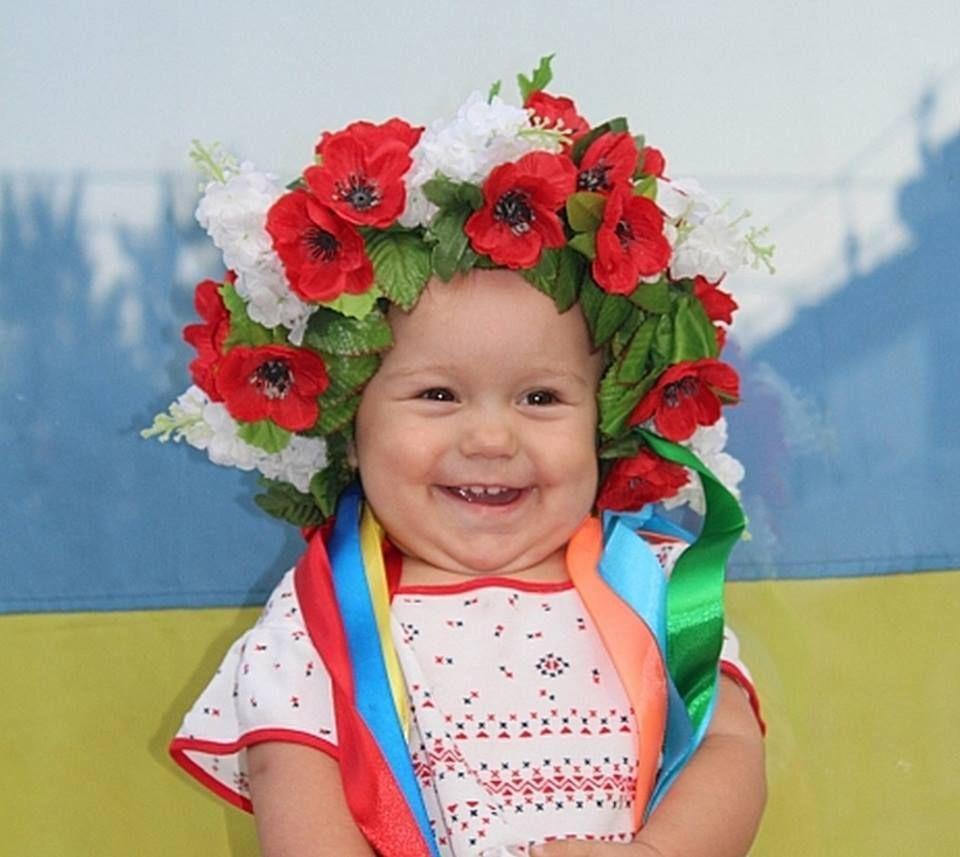 картинки маленькие украинцы помогал