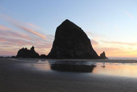 Haystack Rock Cannon Beach, OR aMotherAdventure.com