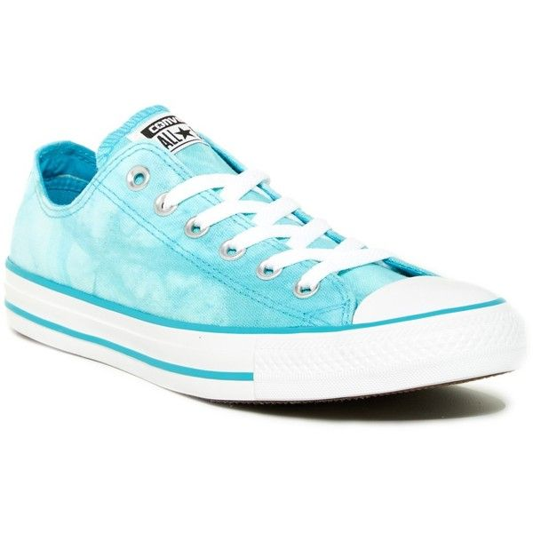 54b76384d0ae Converse Tie Dye Oxford Sneaker (Unisex) ( 30) ❤ liked on Polyvore featuring