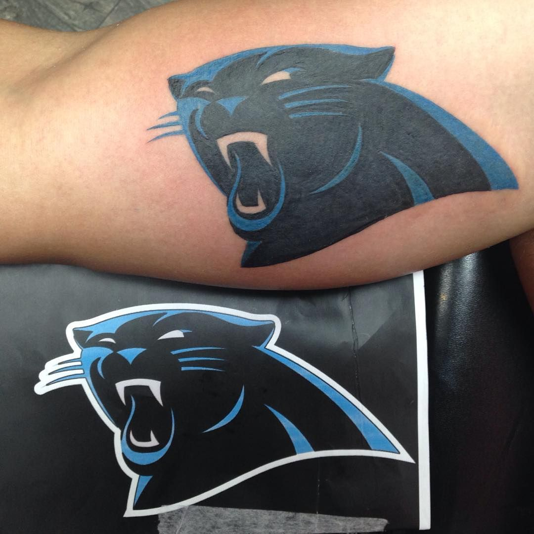 Here's one for all the Carolina Panthers fans!! Thx for