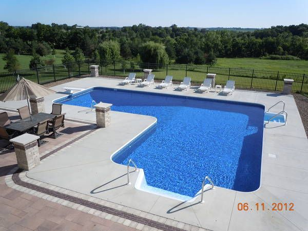 Royale Pools Installations Iowa Pool Installer Pool