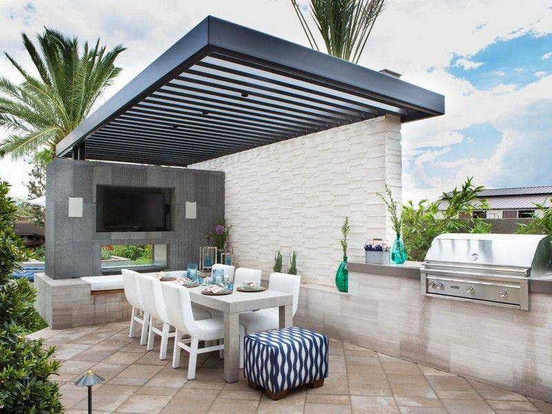 Creer Une Terrasse Confortable Apercu Des Meubles De Jardin Et