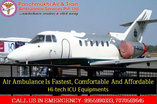 Panchmukhi Air & Train Ambulance Services Pvt Ltd needs no