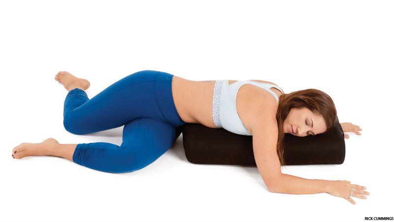 Belly-Down Twist