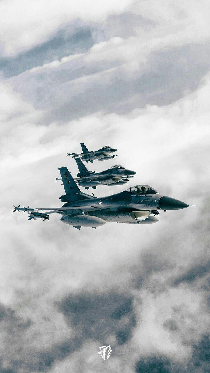 Обои force, military, F16. Авиация foto 14