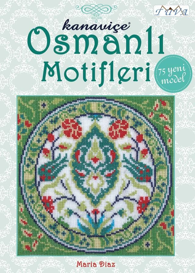 Ottoman Inspired Motif by Maria Diaz