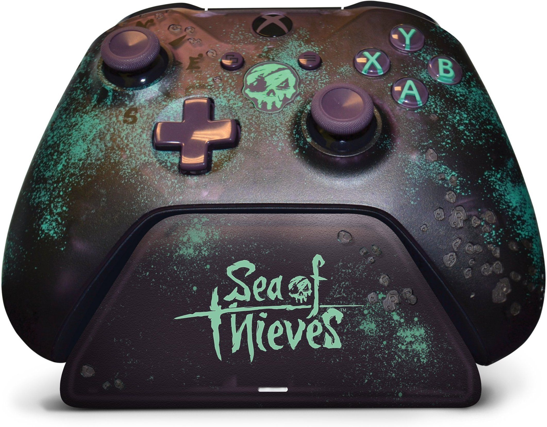 Videogames Controller Xboxone Gearseaofthieves Special Edition Xbox Pro Charging Stand For Xbox Elite Xbox One S And Xbox One X Controller Exact Co Manette