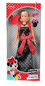 4b61c5ed4153 Amazon-Simba Steffi Love Minie Mouse Evening Dress Black worth Rs.849 at Rs.390  Only