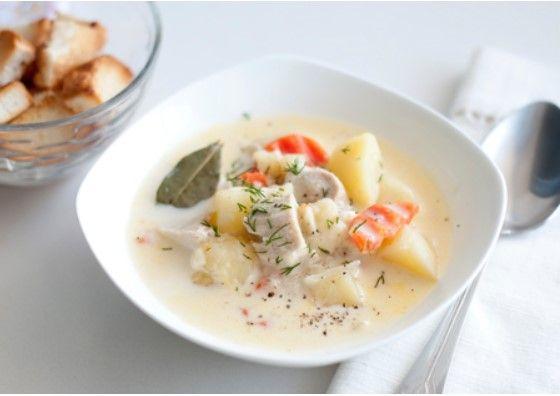 Сырный суп с плавленным сыром: рецепт с фото. Как ...