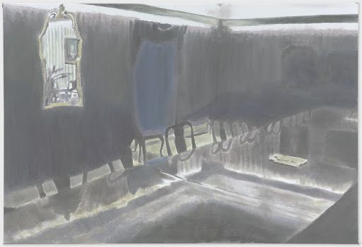Luc Tuymans  Conference Room
