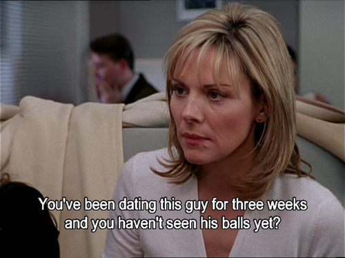 Dating A Guy On account of Three Weeks