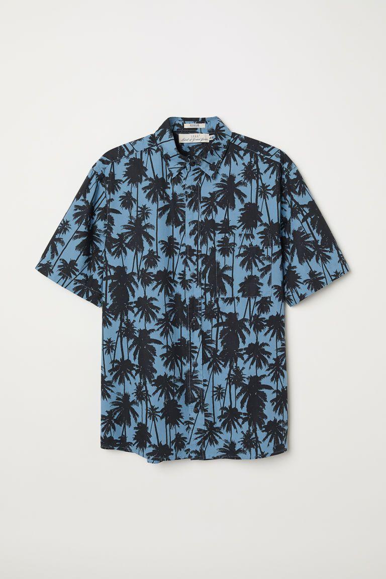Katoenen Overhemd Heren.Katoenen Overhemd Regular Fit Soshow Outfit Inspiration Shirts