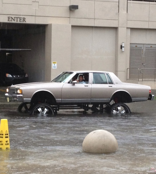 In Florida During Hurricane Season With Images Car Jokes