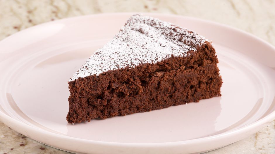 French flourless chocolate torte asian food channel recipe for get this quick and easy chocolate cake recipe from bake with anna olson forumfinder Gallery