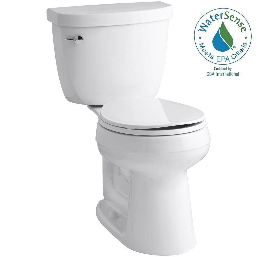 Kohler cimarron complete solution piece gpf single flush