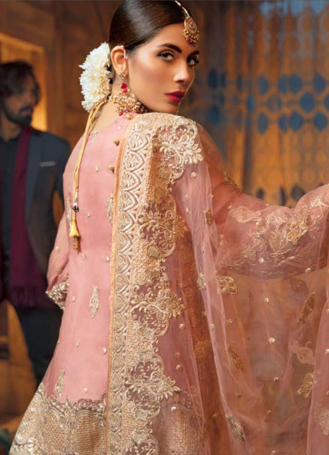 0e57c99f7d SHAMROCK -Original Maryum N Maria Luxury Chiffon Dress Collection ...