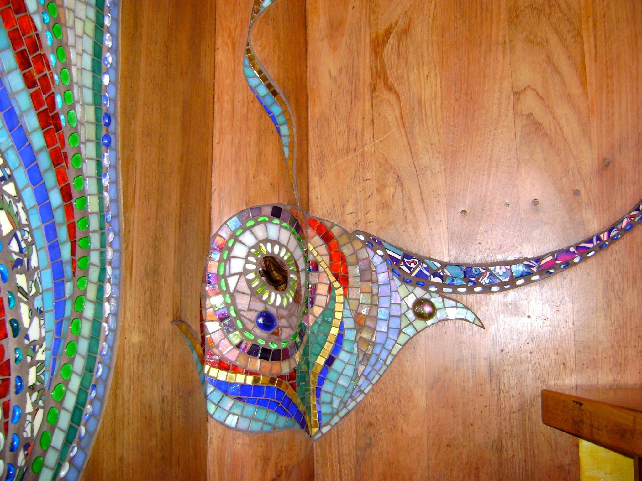 Abraxas Mosaicaffairs In 2020 Wall Tapestry Glass Art Mosaic