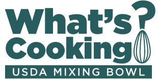 Photo of What's Cooking? USDA Mixing Bowl logo-What's Cooking? USDA M…