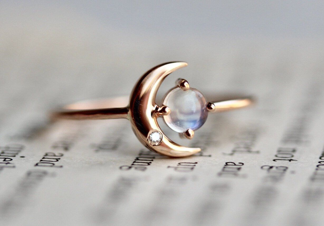 874571bb2b813 A Look At Gold Body Jewelry | jewelry | Jewelry, Rings, Moon jewelry