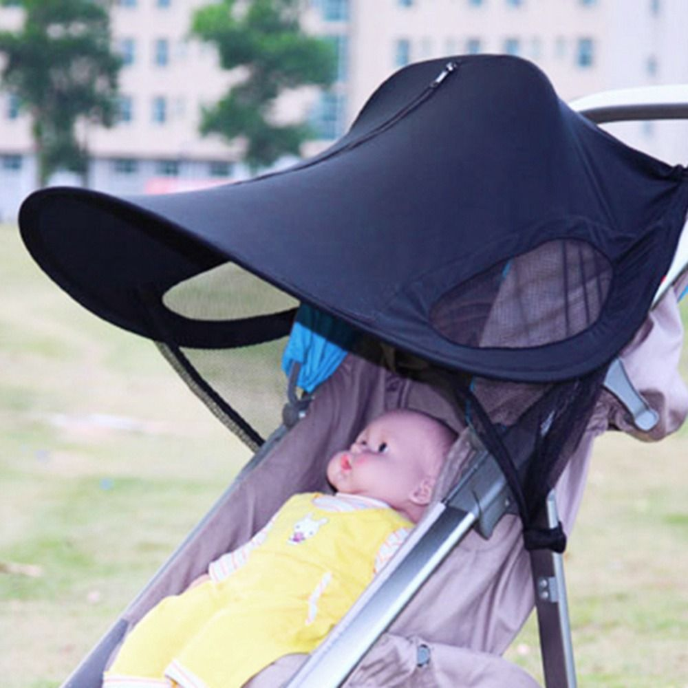 Baby Stroller Sunshade Canopy Cover for Prams Buggies Pushchairs & Baby Stroller Sunshade Canopy Cover for Prams Buggies Pushchairs ...