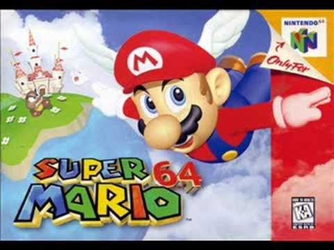 Super Mario 64 - Dire, Dire Docks / Top 10 N64 Music - 1