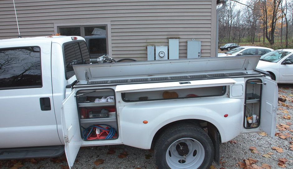 Truck four on each sideSR Custom trucks