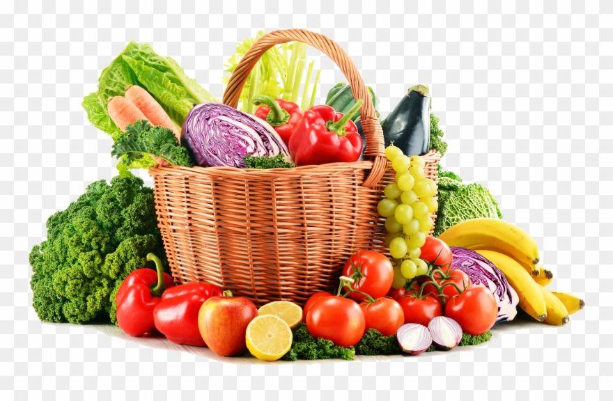 Clip Art Images Fruits And Vegetables Png Transparent Png Benefits Of Organic Food Vegetable Basket Organic Recipes