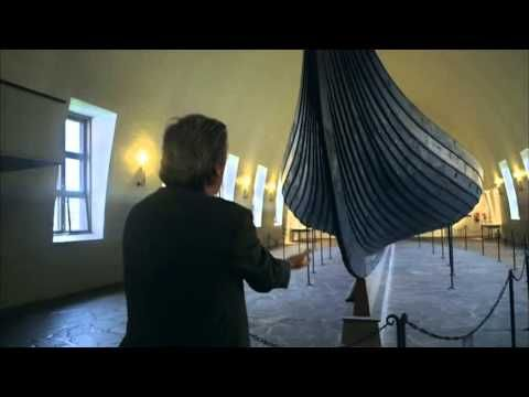 2/4 Viking Art: A Culture Show Special. This segment looks at the Oseburg Ship as well as at a group of gold fibulae.