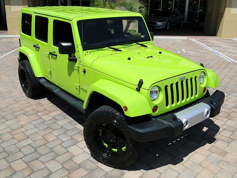 Pin By Crystal Crenshaw On Who Got The Keys To The O O Green Jeep Wrangler Purple Jeep Wrangler Green Jeep