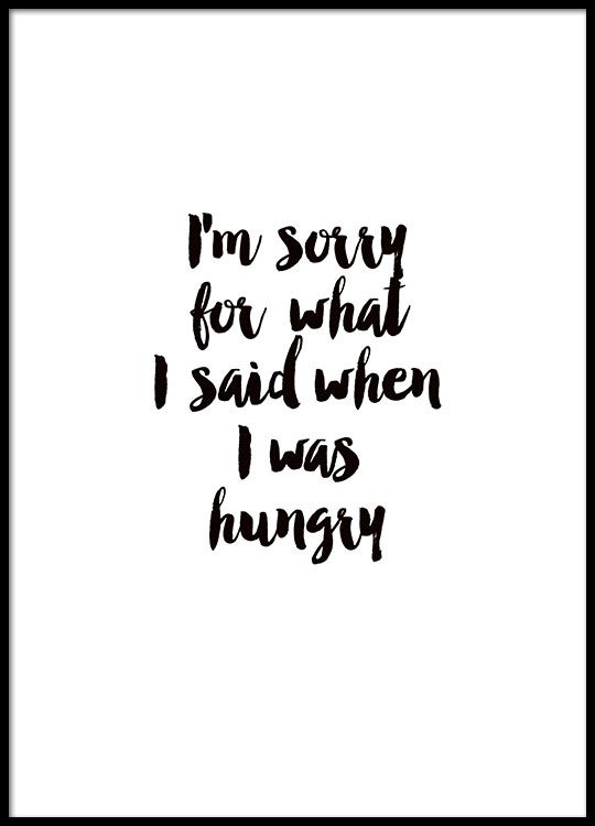 Typography Print With Fun Quote Quote Posters Typography Quotes Quote Prints