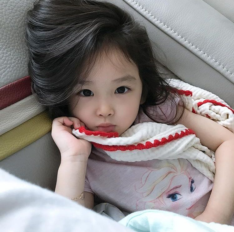 #korean Baby (With images) | Ulzzang kids, Cute asian ...