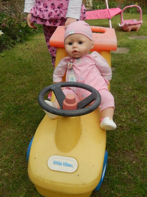 A Day in the Life of Baby Annabell #DayWithAnnabell ...