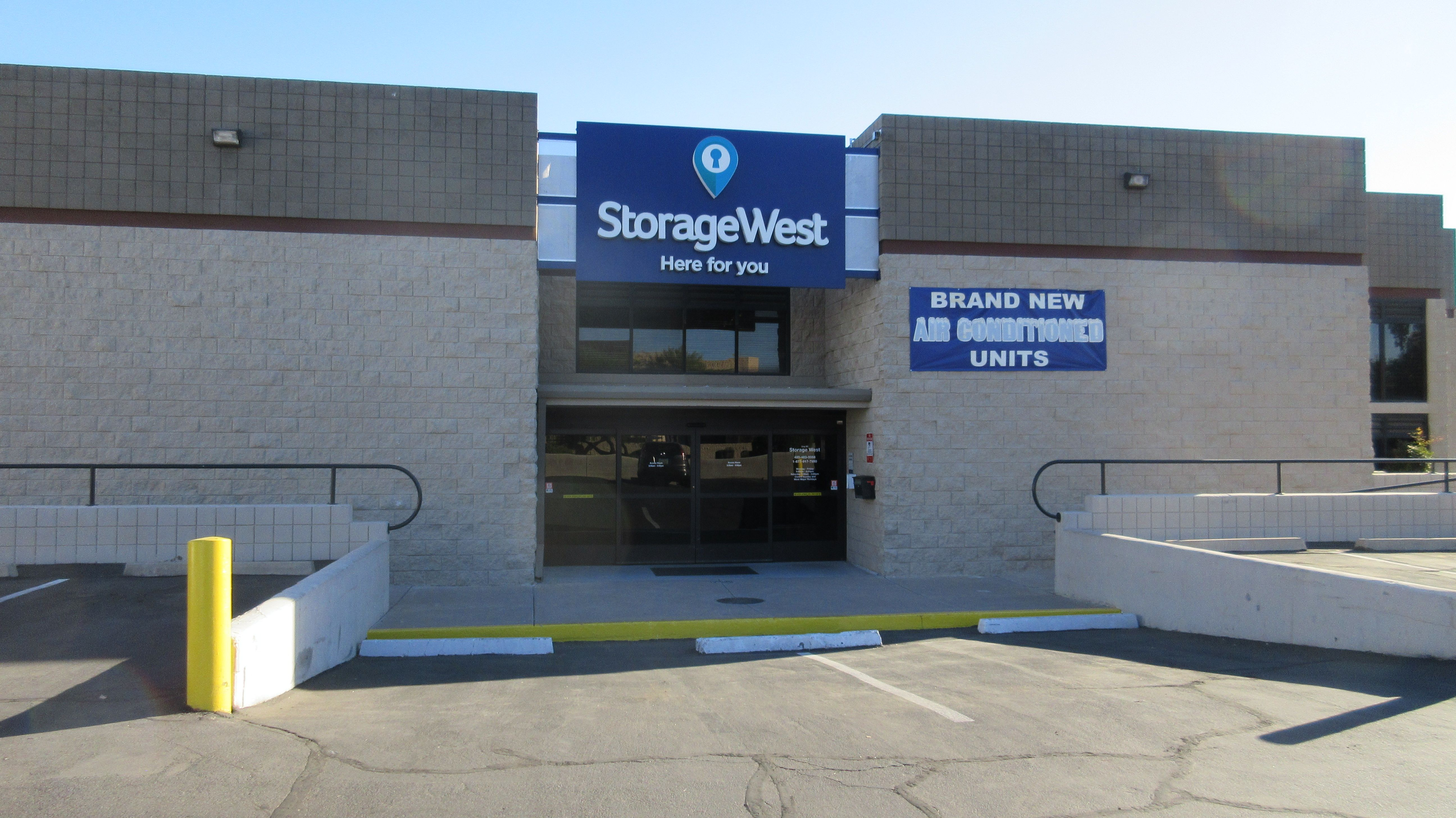 Virtual Tour of Storage West Gray Road Virtual Tour