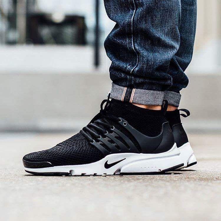 Instagram Photo By Hypebeast May 6 2016 At 2 48am Utc Nike Air Presto Sneakers Nike Air Presto Black