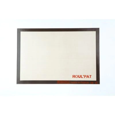 This Silpat Roul Pat Nonstick Silicone Baking Mat Is A