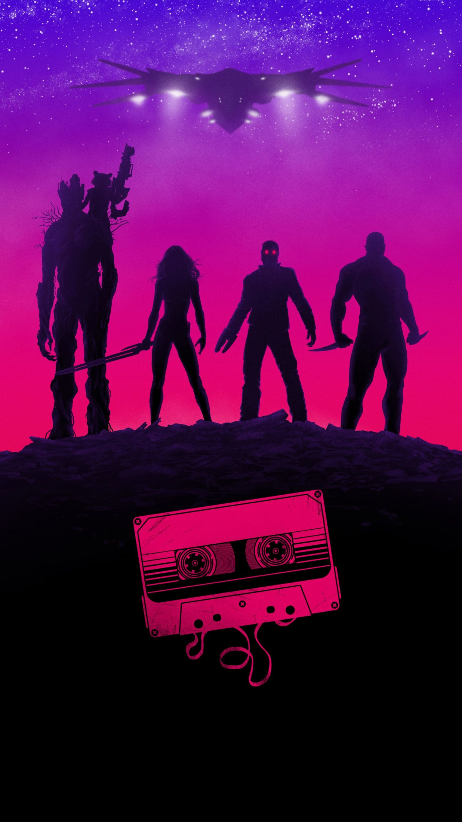 Guardians Of The Galaxy 2014 Phone Wallpaper Moviemania Galaxy Poster Galaxy Movie Guardians Of The Galaxy