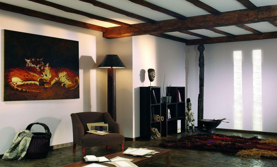 Pin By Mihai Soare On Fine Dwelling Decke Balken Wohnzimmer